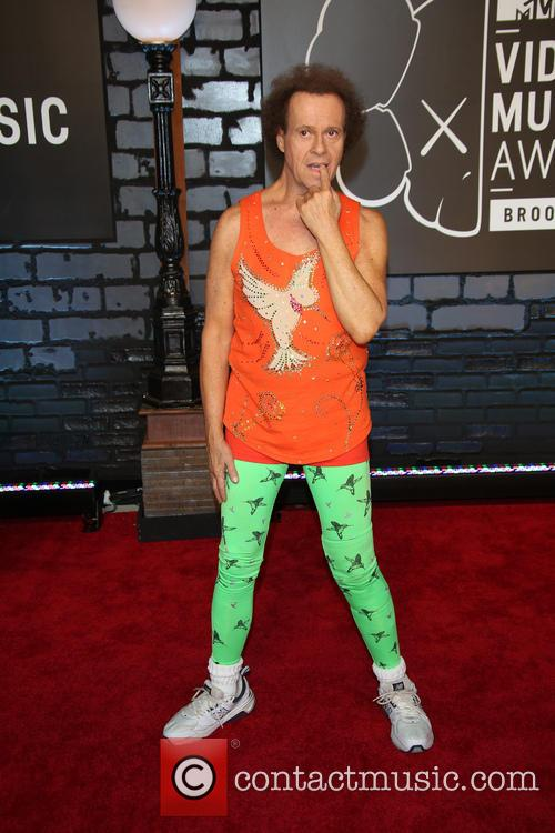 richard simmons 2013 mtv music awards 3837353