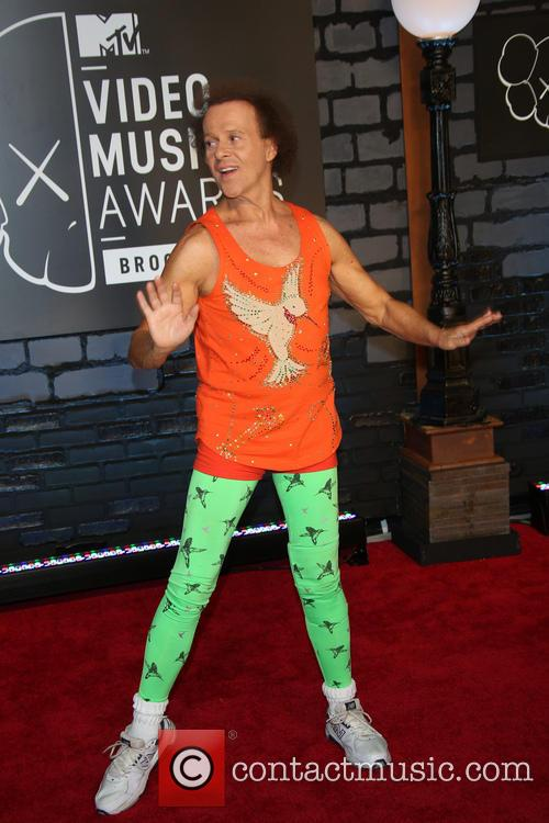 richard simmons 2013 mtv music awards 3837358