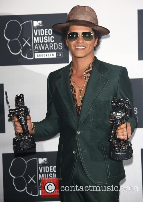 Bruno Mars, MTV VMA