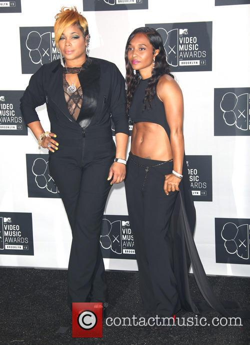 Tlc, Tionne T-boz Watkins and Rozonda Chilli Thomas 3