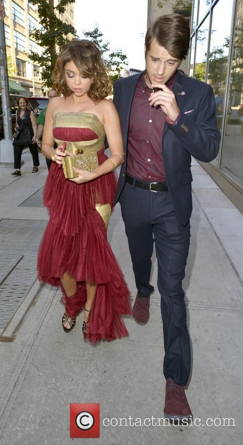 Sarah Hyland and Matt Prokop 6