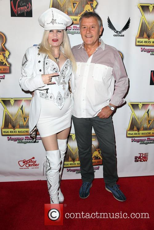Sally Steele and Carl Palmer 5