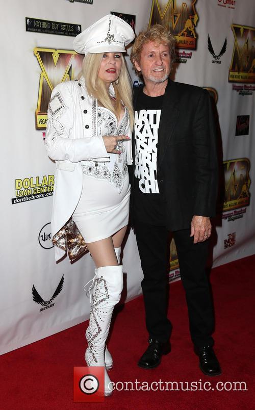 Sally Steele and Jon Anderson 2