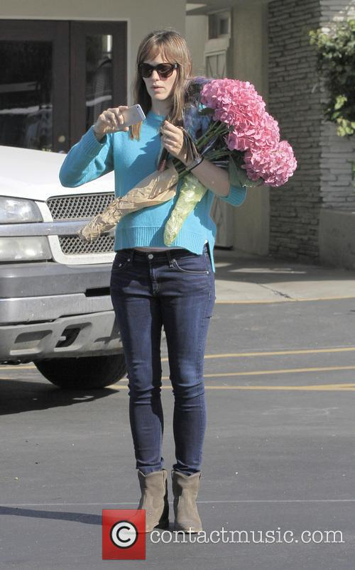 Jennifer Garner Flowers