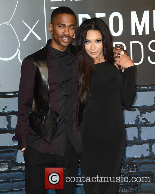 Big Sean and Naya Rivera 7