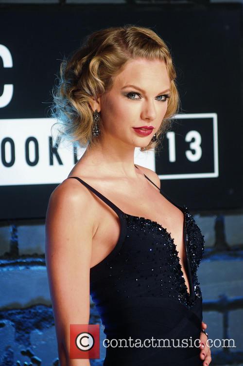 Taylor Swift at 2013 VMA Awards