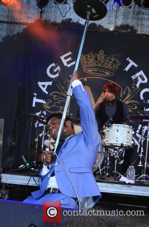 Vintage Trouble and Ty Taylor 4