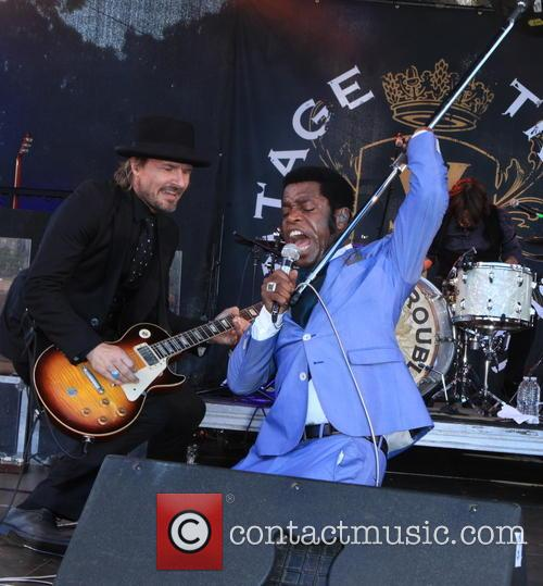 Vintage Trouble and Ty Taylor 9
