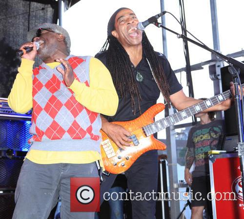 Corey Glover, Doug Wimbish and Living Colour 2