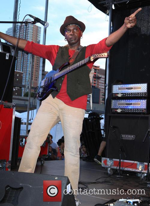 Vernon Reid and Living Colour