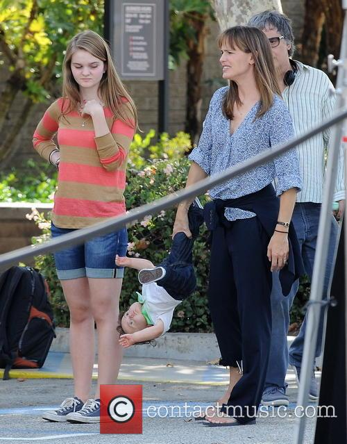 Jennifer Garner and Kerri Dorsey 2