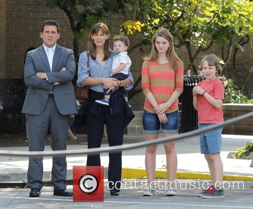 Jennifer Garner, Steve Carell and Kerri Dorsey 4