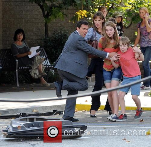Jennifer Garner, Steve Carell and Kerri Dorsey 7