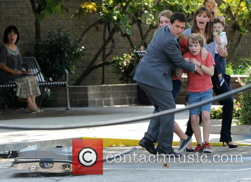 Jennifer Garner, Steve Carell and Kerri Dorsey 5