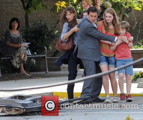 Jennifer Garner, Steve Carell and Kerri Dorsey 13