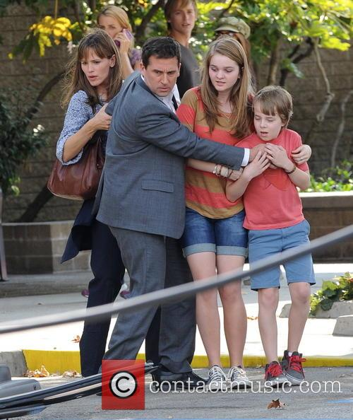 Jennifer Garner, Steve Carell and Kerri Dorsey 19