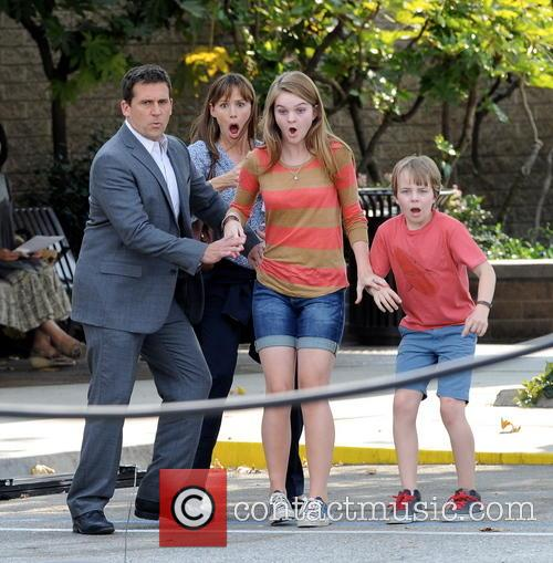 Jennifer Garner, Steve Carell and Kerri Dorsey 20