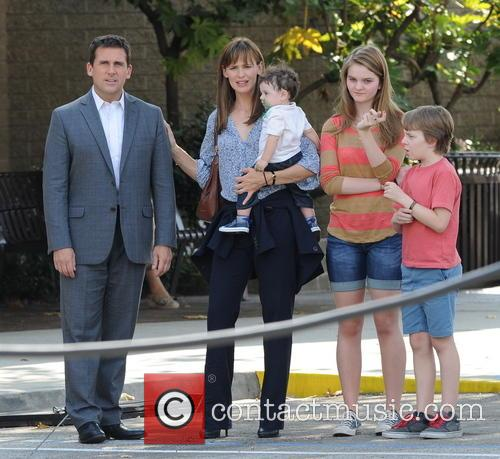 Jennifer Garner, Steve Carell and Kerri Dorsey 25