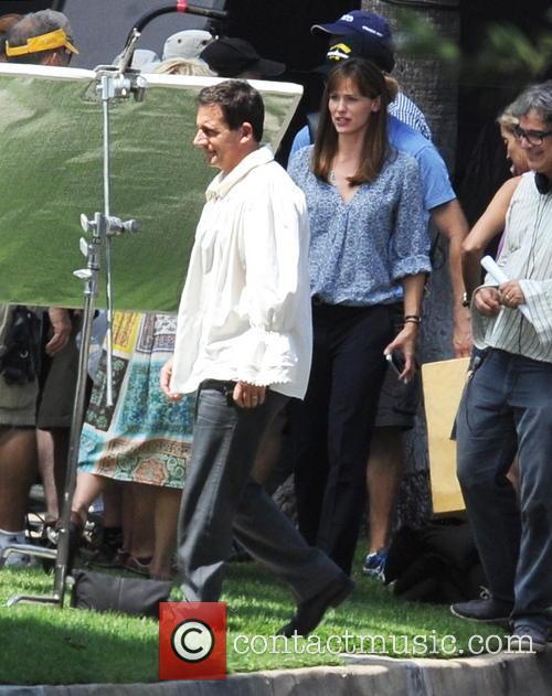 Jennifer Garner, Steve Carell, Disney