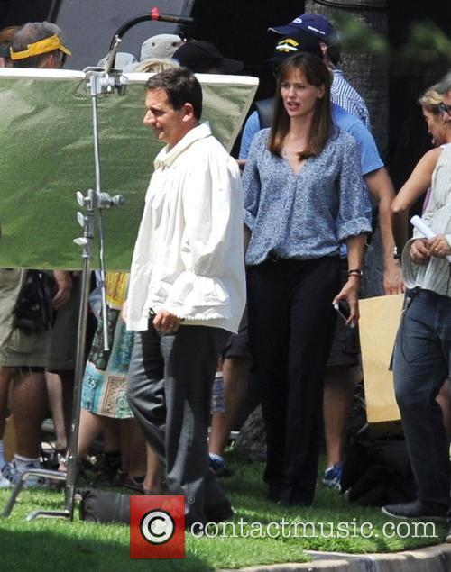 Jennifer Garner and Steve Carell 3