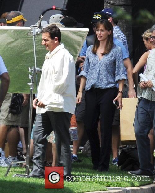 Jennifer Garner and Steve Carell 1