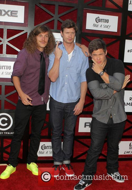 anders holm blake anderson adam devine the comedy central 3835773