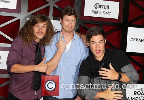 Anders Holm, Blake Anderson and Adam Devine 1