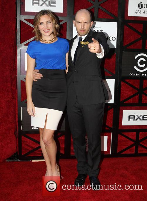 June Diane Raphael and Paul Scheer 3
