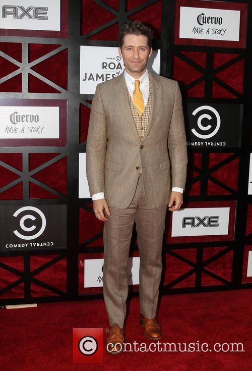 matthew morrison the comedy central roast of 3835265