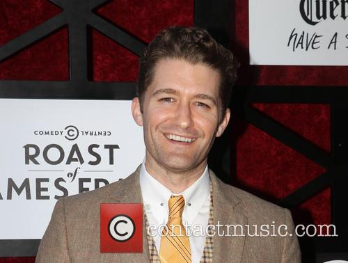 matthew morrison the comedy central roast of 3835300