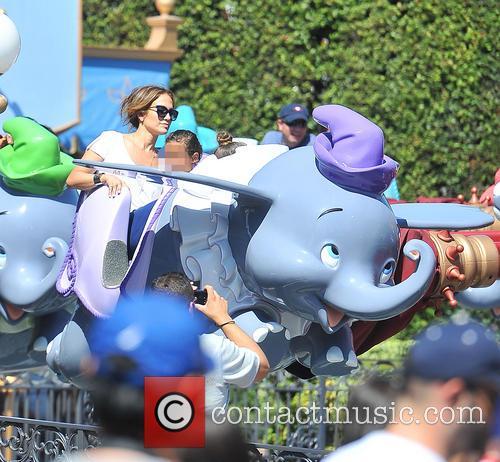Jennifer Lopez, JLO, Emme Maribel Muniz and Maximilian David Muniz 14