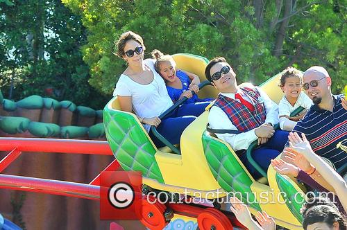 Jennifer Lopez, JLO, Emme Maribel Muniz and Maximilian David Muniz 16