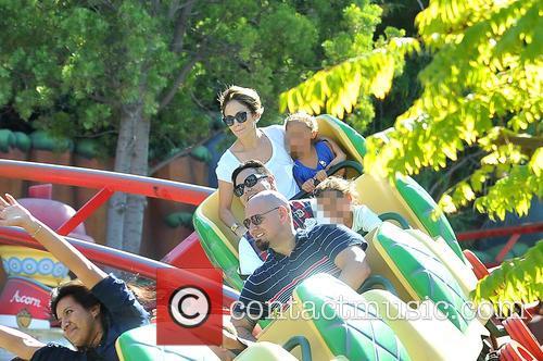 Jennifer Lopez, JLO, Emme Maribel Muniz and Maximilian David Muniz 20