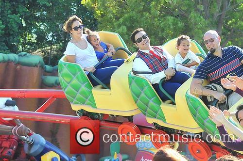 Jennifer Lopez, JLO, Emme Maribel Muniz and Maximilian David Muniz 29