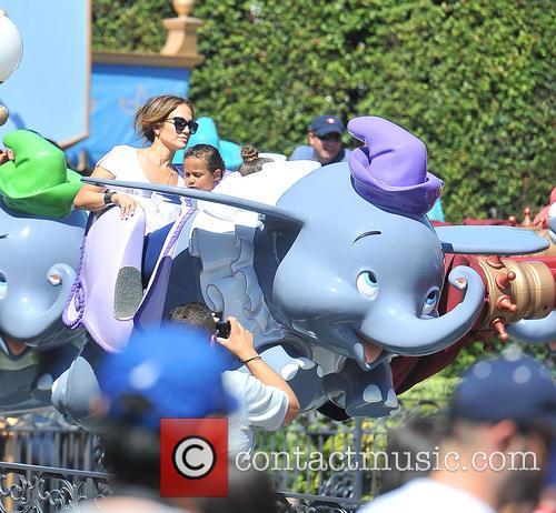 Jennifer Lopez, JLO, Emme Maribel Muniz and Maximilian David Muniz 42