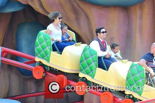 Jennifer Lopez, JLO, Emme Maribel Muniz and Maximilian David Muniz 45
