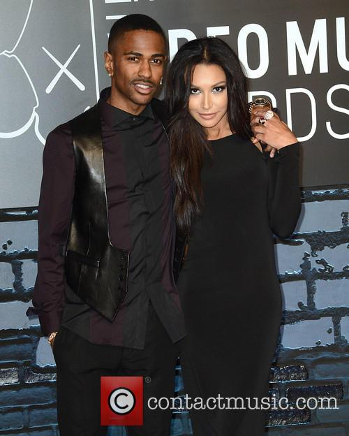 Big Sean and Naya Rivera 6