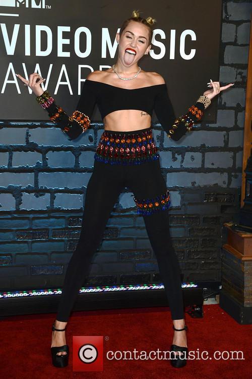 Miley Cyrus, VMA