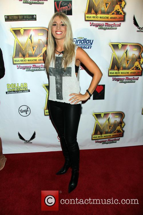 laura wilde vegas rocks awards 3835585
