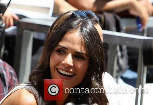jordana brewster vin diesel honored on the 3837079