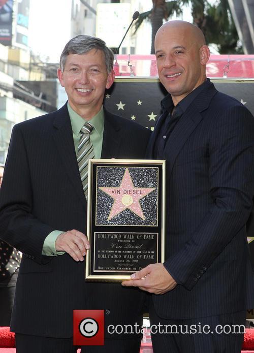 Leron Gubler and Vin Diesel 5