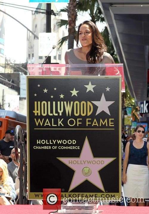 michelle rodriguez vin diesel honored on the 3837115