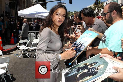 michelle rodriguez vin diesel honored on the 3837150