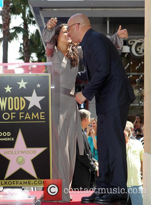 Michelle Rodriguez and Vin Diesel 2