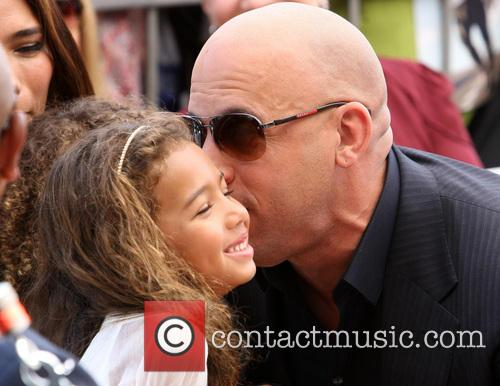Vin Diesel and Hania Riley 11