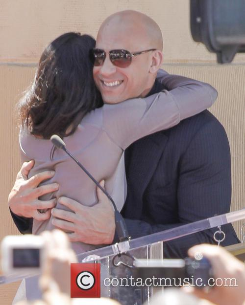 Vin Diesel and Michelle Rodriguez 6