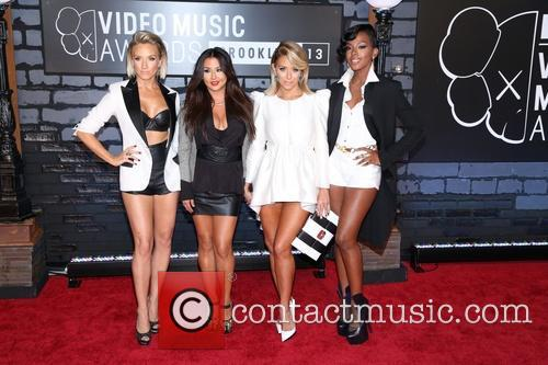 Shannon Bex, Andrea Fimbres, Aubrey O'day and Dawn Richards Of Danity Kane 11