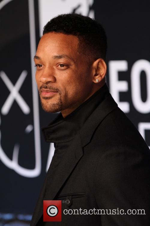 Will Smith at the 2013 MTV Video Music Awards