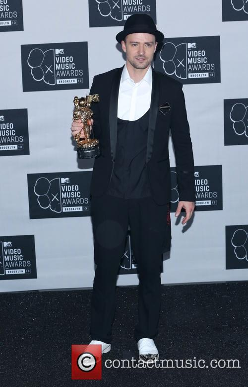 Justin Timberlake, MTV VMAs