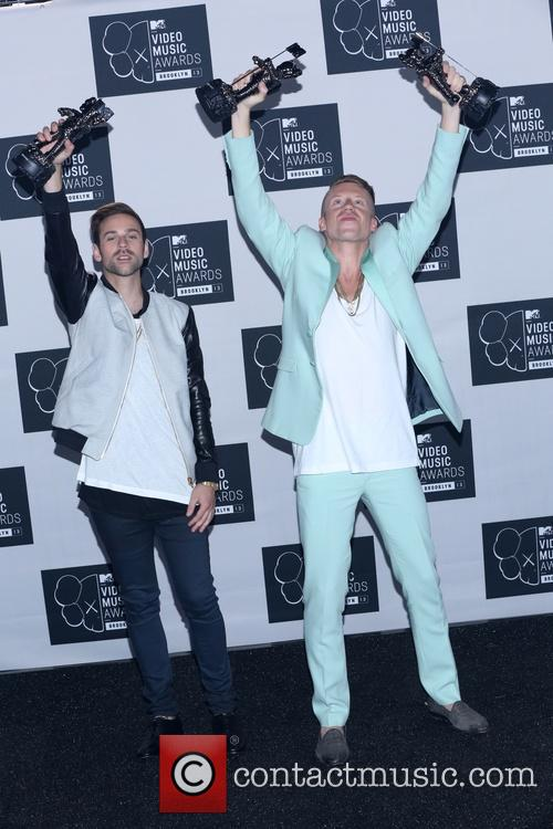 Macklemore and Ryan Lewis 2